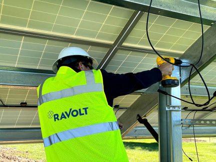 RaVolt Installers Drilling
